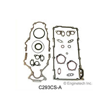 Enginetech Engine Conversion Gasket Set C293CS-A; for Chevy 4.8/5.3/5.7/6.0L LS