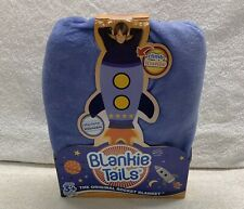 Blankie Tails The Original Rocket Blanket for Ages 3+ Fits Kids Up To 5ft. Tall