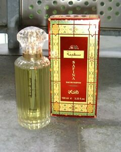 Safina By Rasasi Woody Aldehydic Green Sweet Citrus Rose 100ml EDP for Women