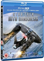 Étoile Trek - Into Darkness 3D+2D Blu-Ray (BSP2504)