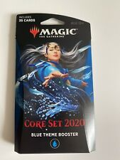Magic The Gathering Core Set 2020 35 Card Booster Pack BLUE theme booster