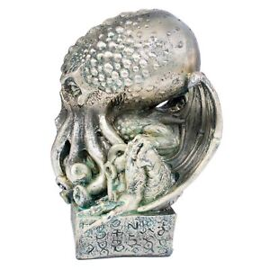 Cthulhu 17cm High Winged Octopus H P Lovecraft Cthulhu Mythos Nemesis Now