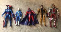 Marvel Legends Toybiz Xmen Villians Lot