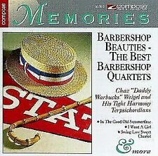 Barbershop Beauties: The Best Barbershop Quartets (CD, Dec-1999, Compose Records