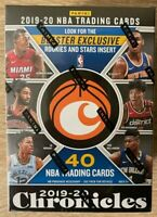 2019-2020 Panini Chronicles NBA Basketball Blaster Box BRAND NEW SEALED IN HAND