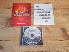 Heroes of Might & Magic III: The Shadow of Death, New World Computing, PC CD-ROM
