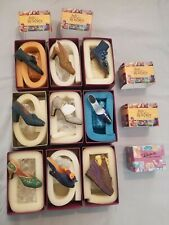 Just The Right Shoe By Raine Nib Lot Of (13) Free Shipping