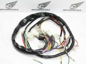 Yamaha XT 250 1980-1981 Main Wire Wiring Harness Loom Reproduction