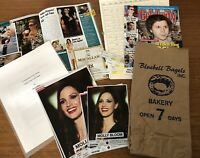 Oscar Nom RARE Jessica Chastain MOLLY'S GAME movie Props screen matched BUY NW