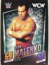 Slam Attax Then Now Forever - #186 Dean Malenko