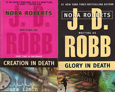 Complete Set Series - Lot of 43 In Death Books by J.D. Robb (Nora Roberts)