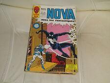 NOVA n° 118 de 1987- SPIDER MAN - LES FANTASTIQUES - IRON MAN comme neuf.