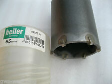 HELLER ratio Broca de taladro Ø 65mm Círculos perforación