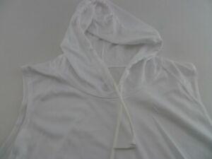 Men's Badger Sleeveless Hooded Performance T-Shirt