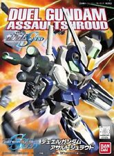 BB SD #276 Duel Gundam Assault Shroud Gundam Seed Model Kit Bandai