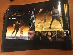 3 Michael Jordan Gatorade Posters / Book Covers / Textbook Covers - Great