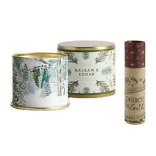 Illume 11.8oz Winter Scent Tin Candle Gift Box Set