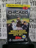 CHICAGO WHITE SOX Topps 2005 WORLD SERIES Champs COMMEMORATIVE Gift Set 55 Cards