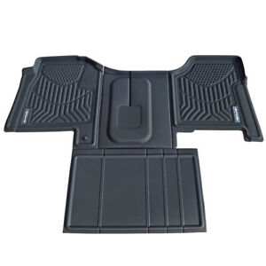Kenworth T680 T880 Peterbilt 579 567 Precision Fit Floor Mat By Redline