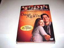 Once and Again - The Complete First Season 1 (DVD,2005,6-Disc Set) New; Rare OOP