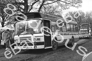 Bus Negative & Copyright WEST MIDLANDS PTE DOC 50V [7050]