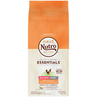 Nutro Wholesome Essentials Natural Dog Food, 5 lbs., Chicken - Small Breed