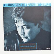 CHRIS REA Stainsby girls  MAG 276 Pressage France RRR