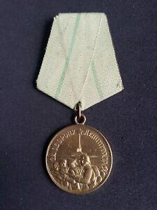 """Orden UdSSR Russland Medaille """"Für die Verteidigung Stalingrad """" Original"""