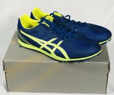 Asics Heat Chaser 7.5 Mens Track & Field Running Shoes Spikes Worn Once!