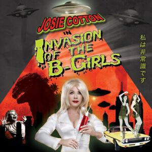 Josie Cotton - Invasion Of The B-girls [New Vinyl LP]