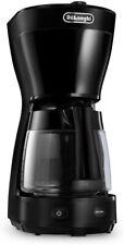 Delonghi ICM16210 BK Filter Coffee Machine Black - NEW