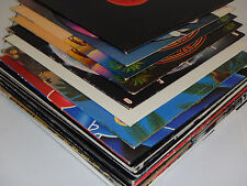 "Great Lot of (20) 12"" RANDOM DJ Singles Jackets WHOLESALE Dance,Rap,Disco,House"