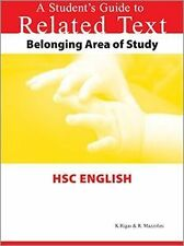 A Student's Guide to Related Text Belonging Area of Study HSC
