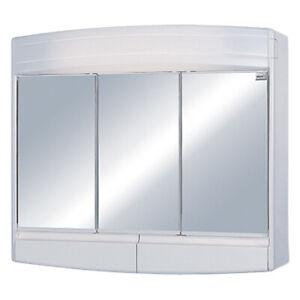 Spiegelschrank Badschrank Sieper Topas Eco Badspiegel Badezimmer Spiegel 3-türig