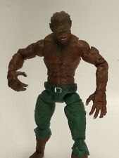 RARE TOYBIZ MARVEL LEGENDS MONSTERS BOX SET WEREWOLF BY NIGHT WOLF MAN FIGURE!!!