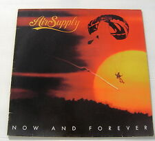 AIR SUPPLY..............NOW AND FOREVER..............LP