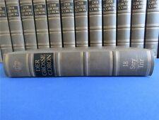 Der Grosse CORON * das moderne Nachschlagewerk - Bd. 18 * Stry-Trir * Gold Leder