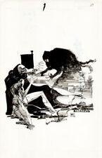 BILL SIENKIEWICZ  - The Bestiary p. 57