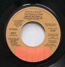 Rock Nm! 45 Steve Harley And Cockney Rebel - Make Me Smile / Another Journey On