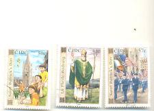 Irlanda-St Patrick BELLE utilizzati Set di 3 (1571-3)