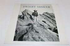 Dwight Yoakam Just Lookin For A Hit LP Record VG+/VG+ USA Pressing 1989