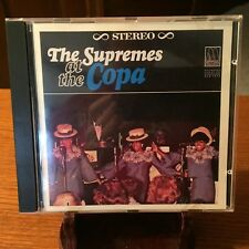 The Supremes at the Copa CD MOTD 5162 (LN Condition)