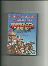 Mahabharat DVD VOL 16 EPISODES 91-94 SUBTITLES IN Hindi English, French, Spanish