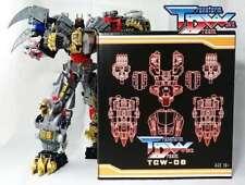 Transform Dream Wave TCW-06 POTP Dinobot Volcanicus Weapon Kits New