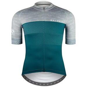 Baisky Cycling Bike Tops Jersey Flexible Mesh-Wilderness Green (T2028B)