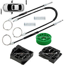Maserati Quattroporte Window Regulator Repair Kit Front Left Or Right Rh & Lh (Fits: Maserati)