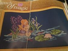 'A Touch Of Magic' Maria Diaz Cross Stitch Chart  (only)