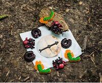 Treat Factory Creepy Crawly Challenge Gummy Bush Tucker Game