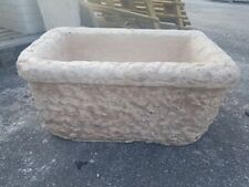 Lavabo Esterno Moderno : Lavandino pietra a fontane da esterno ebay