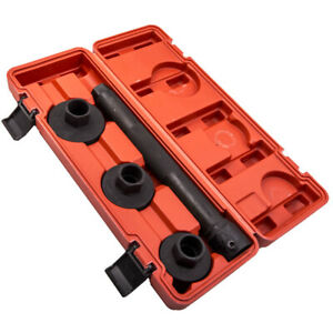 4x track rod end remover installateur outil kit crémaillère de direction tie end